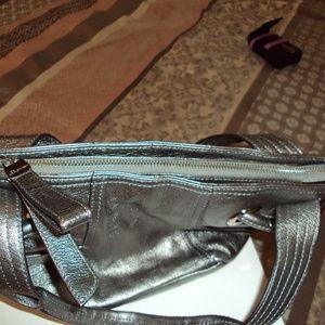 B. Makowski silver purse